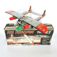 imag eof HWN Air Transport Service friction plane with box