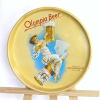 image of Olympia Beer Tray