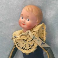 image of Recknagel Googly Clown doll